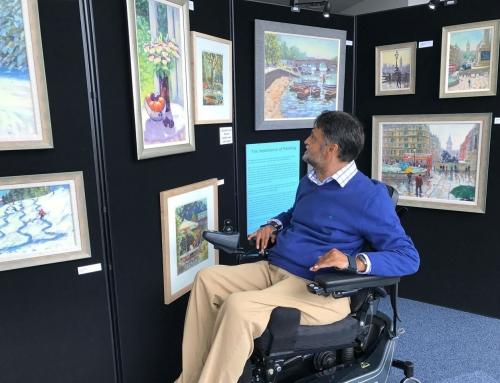 Exhibition at Fletcher Day
