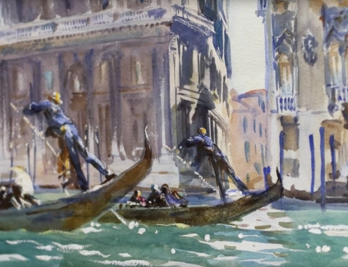 Great inspiration from the John Singer Sargent exhibition at Dulwich!